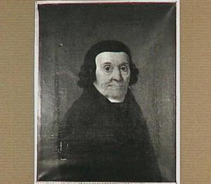 Portret van Jan Veth (1743-1831)