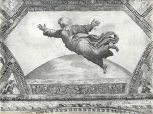 De schepping van de zon, de maan en de sterren (Genesis 1:14-18)