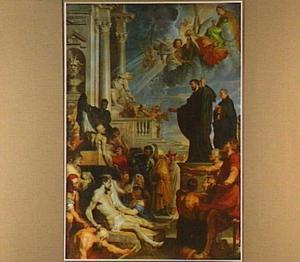 De wonderen van de Heilige Franciscus Xaverius