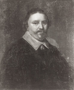 Portret van Bernardus Schotanus (1598-1652)