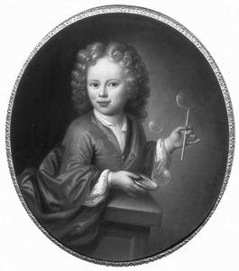 Portret van Jacques Rijswijck (1703-1737)