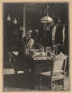 Portret van Godfried Hendrik Leonard van Boetzelaer (1842-1914)