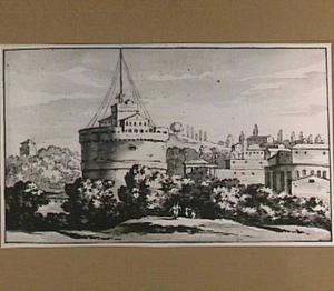 Rome, Castel Sant'Angelo ofwel de Engelenburcht
