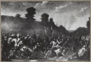 Slag bij Duinkerke, 16 juni 1658