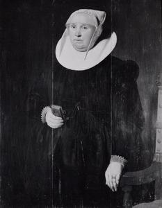 Portret van Anna Catharina van Dekema (1559-..)