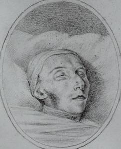 Portret van waarschijnlijk Jacob Nicolaas Elout (1771-1830)