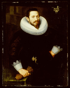 Portret van Pieter Ostermaan