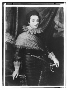 Portret van een man, waarschijnlijk Johan Wolfert van Brederode (1599-1655)
