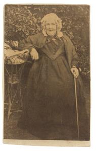Portret van Clara Catharina Bonn (1788-1866)