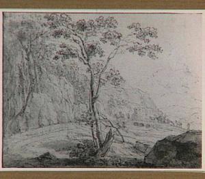 Italianiserend berglandschap