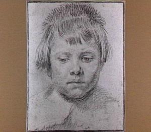 Studieportret van een kind