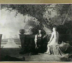 Vertumnus en Pomona