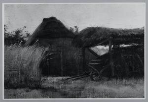 Boerenhuis met wagenschuur
