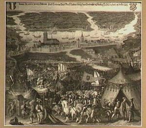 Het opbreken van het beleg van Dordrecht, 1419