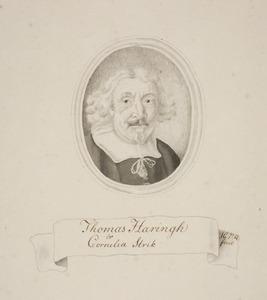 Portret van Thomas Jacobsz Haringh (1586/'87-1660)