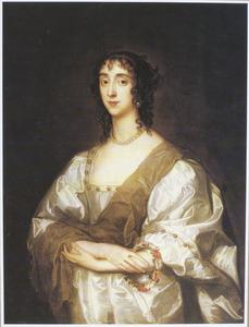 Portret van Mrs. Thomas Killigrew