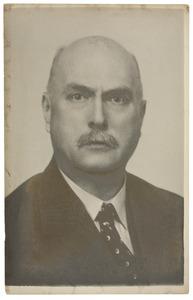 Portret van Daniel de Haan (1869-1942)