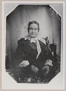 Portret van Adriana Luthera Agnes Lubbertina van Heeckeren (1787-1866)