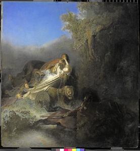 De ontvoering van Proserpina