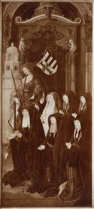 Portretten van leden van de familie Raephorst