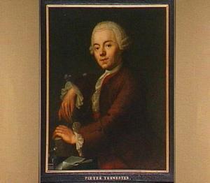 Portret van Pieter Terwesten