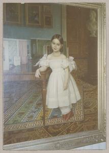 Portret van Charlotte van Pruisen (1831-1855)