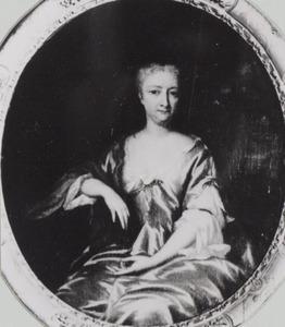 Portret van Josina van Vredenburch (1686-1763)