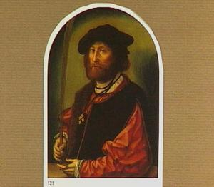Portret van Ruben Perduyn (?-?)