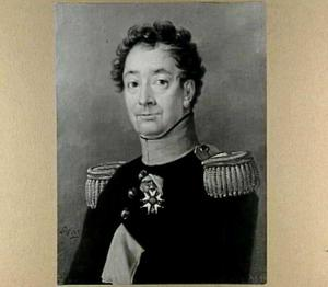 Portret van Hermanus Martinus Eeckhout (1772-1838)