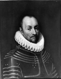 Portret van Willem 'de Zwijger' van Oranje-Nassau (1533-1584)