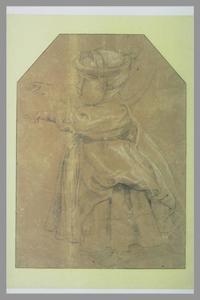 Studie van Isabella-Helena Rubens (1635-1652)