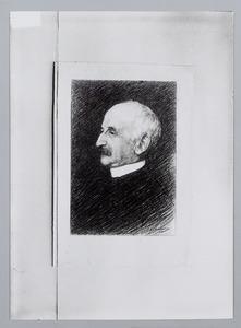 Portret van Prof. mr. T.M.C. Asser