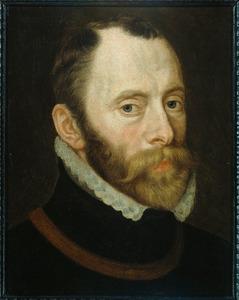 Portret van Philip de Montmorency, graaf van Hoorne, admiraal der Nederlanden en lid van de Raad van State (1524-1568)