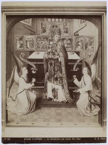 Aanbidding van het sacrament