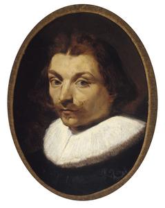 Portret van een 28-jarige man