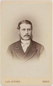 Portret van Frederik graaf van Bylandt