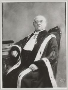 Portret van Joost Gerard Kist (1822-1897)