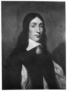 Portret van een man, waarschijnlijk Albert Seynsz. Coninck (na 1621-voor 1671), echtgenoot van Neeltje Jacobsdr. de Groot