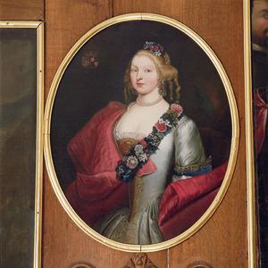 Portret van Odilia Catharina van Wassenaer (?-1672)