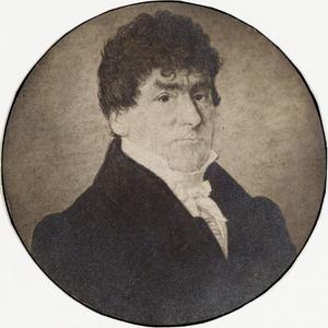 Portret van Pieter Verkade ( -1848)