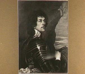 Portret van Charles Stanley, 8th Earl of Derby (1628-1672)