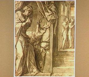 Sterfbed van de Heilige Hilarius