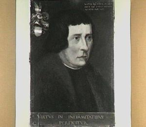 Portret van Andries Boelens (1455-1519)