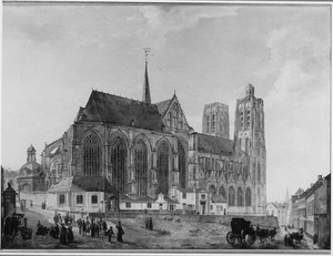 Kerk van Sint-Goedele te Brussel