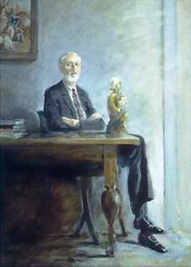 Portret van Henri Louis Marie Defoer (1936)