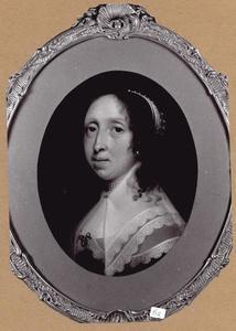 Portret van Emerentia van Veen (1605-1683)