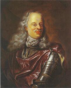 Portret van Cosimo III de' Medici, groothertog van Toscane