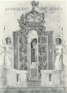 Relikwieënkast van de H. Spyridon