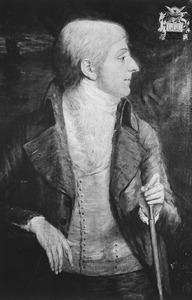 Portret van waarschijnlijk Johan Gerard van Angelbeek (1778-1834)