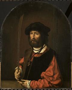Portret van Ruben Parduyn